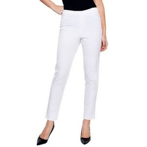 Isaac Mizrahi Live! Regular 24/7 Ankle Trousers